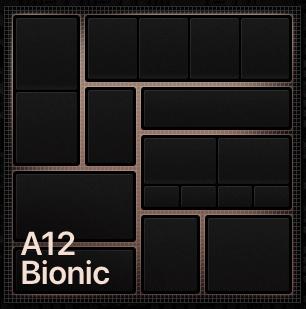 iPhone XR A12 Bionic