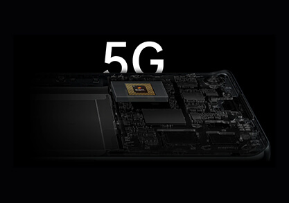 Incredible, Reliable, 5G Enabled