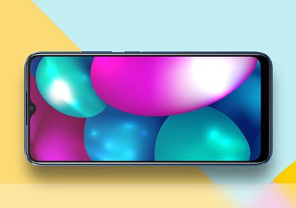 6.5 inches HD+ Mini-drop Fullscreen