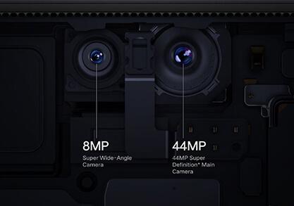 44MP Eye Autofocus Dual Front Camera